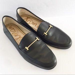 Sam Edelman | Lior Black Leather Loafer Size 6